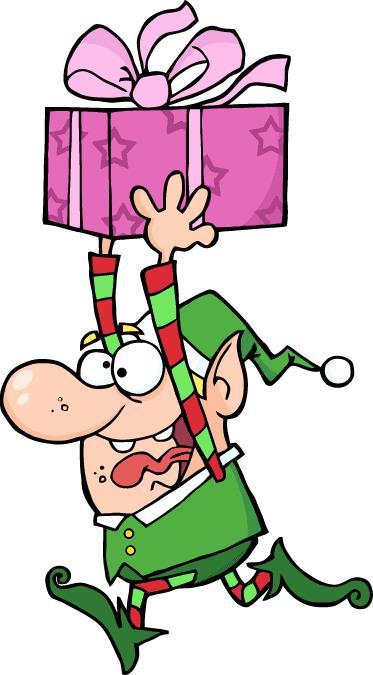 jpg_3334-Happy-Santas-Elf-Runs-With-Gift