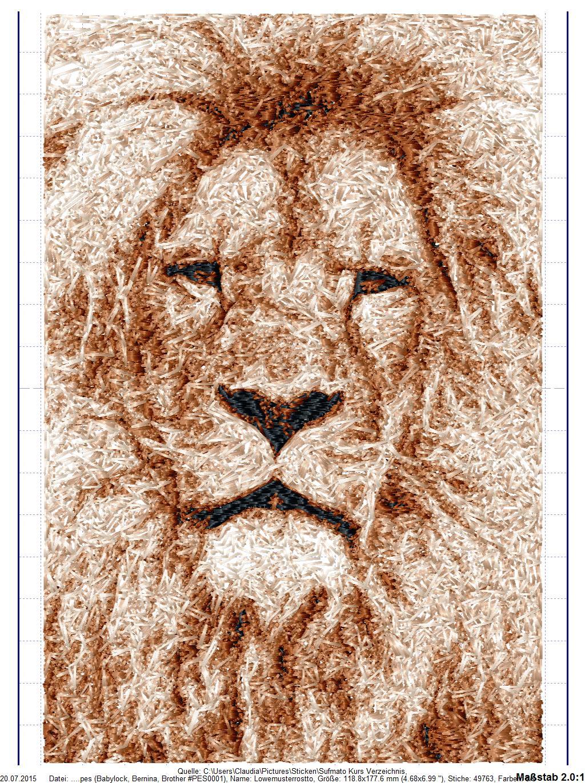Machen Sie das beste aus Ihrem Löwen ;-)